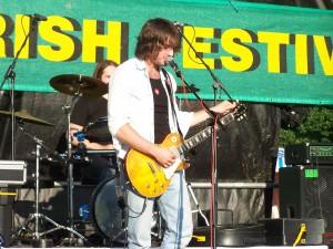 Live Music at the Crawley Irish Festival