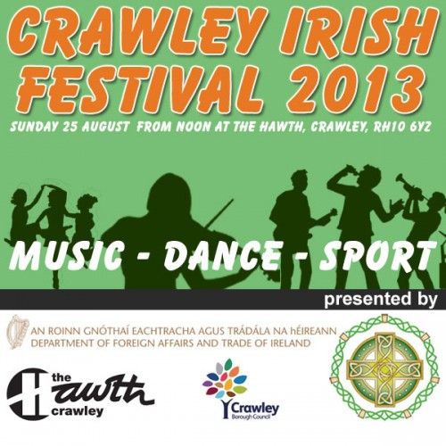 Crawley Irish Festival 2013