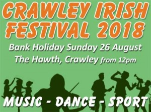 2018 Crawley Irish Festival - 400sq