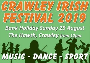 2019 Crawley Irish Festival