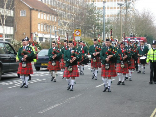 Crawley Saint Patricks Parade
