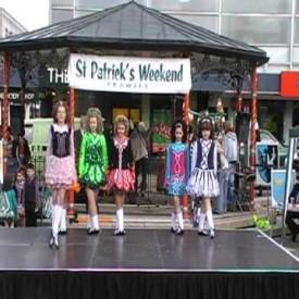 2010 Saint Patricks Parade Irish Dancing