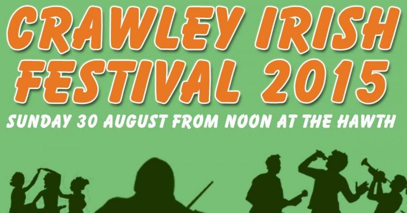 Crawley Irish Festival 2015