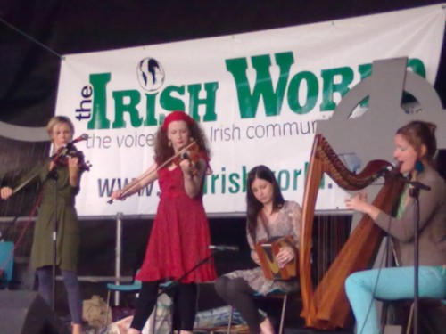 Crawley Irish Festival goes Free
