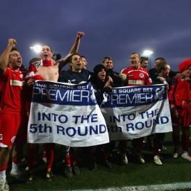 Crawley Reach FA Cup 5th Round
