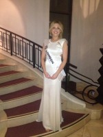 Celtic and Irish Cultural Society's Grace Kenny is crowned the London Rose of Tralee 2013.