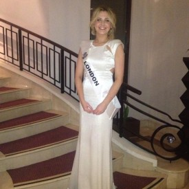 Grace Kenny, London Rose of Tralee 2013