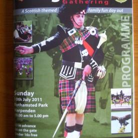 2011 Programme