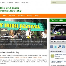 New CICS Website