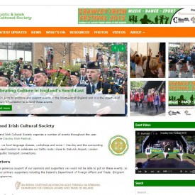 New CICS Website