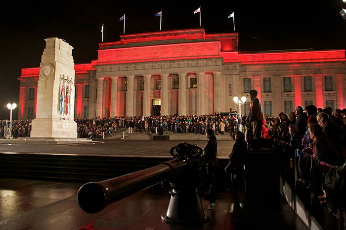 Auckland Anzac Commemorations