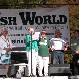 Crawley Irish Festival 2014