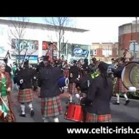 Crawley St Patricks Parade 2010
