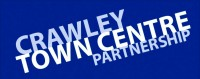 Supported by Crawley Town Centre Partnership