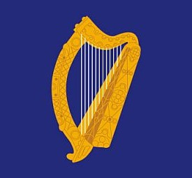 Flag of the President of Ireland
