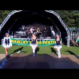 Irish Dance at 2010 Festival
