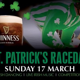 Saint Patrick's Day Race Day