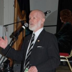 Bill Aulsberry - 25th Anniversary Harringey Irish Centre