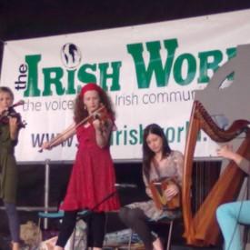 Crawley Irish Festival goes Free